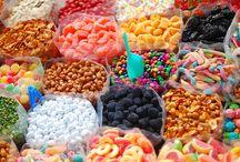 I Want Candy / Sweet treats!