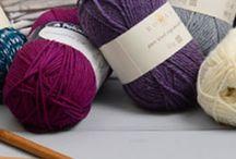 Knitting - multiple patterns