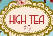 High Tea at The Mercantile / A beautiful venue for Tucson's best High Tea.