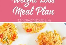 meal plans and diets