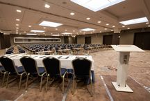 Congress rooms / Holiday Inn Bratislava with its flexible and multifunctional meeting facilities offer clients the highest standard of conference servises.6 meeting rooms, accomodating up to 450 people, are appropriate for every kind of meeting, conference or reception.