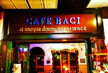 Cafe Baci' / Live Entertainment / Consider Cafe Baci for your special gatherings or event, check us out on FB/ Twitter for our Live entertainment schedules!