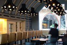 Verlichting / Licht is dé bepalende factor als het gaat om beleving van architectuur en interieur. Inspiratie op het gebied van verlichting!