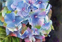 floral art / by Anne Edenloff