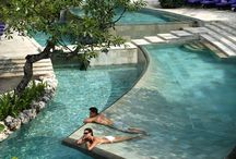 River Pool at AYANA Resort & Spa in Bali