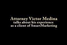 Our Clients Speak - Videos / by Mark Merenda