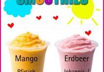Smoothie / leckeres Obst zum Trinken !