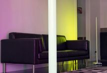 Lighting. Floor lamps.Torchiere and ambient. / Lighting for our Interior Design projects.