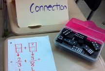 Fractions and Decimals / by Jessica Cotton