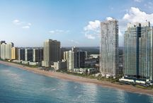BEACHES / If you are an ocean Lover Jade Ocean Sunny Isles is the perfect place for you. Not only you'll live right at the Sunny Isles Beach oceanfront but you'll also have the Golden beach and famous Oleta River Park just moments from home.  Jade Ocean, synonym for paradise!