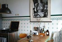 ↠ HOME & INTERIOR ↞ / Bohemian Living for your livingroom, kitchen, bathroom and bedroom. Your cosy home. Home Interior Decor, Zuhause, Wohnen, Dekoration, Einrichten, Wohnzimmer, Küche, Bad, Schlafzimmer.