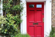 BESPOKE GEORGIAN EXTERNAL DOORS
