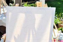 † Women's Event Paint Class †