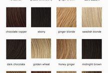 χρωματα μαλλιων..