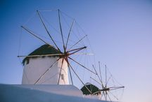 Catholic Wedding in Mykonos