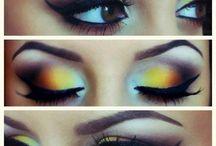 Make - up inspirations