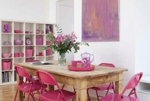 Colorful rooms / by Rachael Rousseau