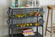 Stylish Storage  / Chich and Style storage solutions for the New Year