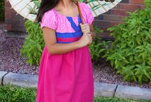 Disney Inspired Dresses