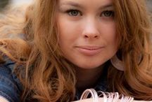 ♥ We Love Plus-Size Models ♥ / We love plus-size models here at Talent Management. Today you don't have to be a size 0 to become a model; many women who are size 14 and upwards are becoming successful. Take a look below at pictures of our Talent Management plus size models and other plus size models we love...