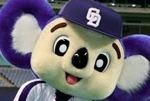 DOALA / Japanese baseball team's mascot character. He belongs to Chunichi Dragons.