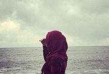 calm hijab