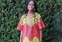 Para Venda / Roupa em tecidos africanos, peças exclusivas.