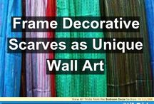Home Decor-Hacks, Tips, and Tricks / Ready to spruce up your home? Then check out these simple home decor ideas.