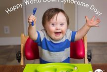 Celebrate Down Syndrome / This is a board for posting all things related to Down syndrome.