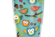 Tervis Obsession!  / Cups!!! / by Heidy Weaver