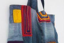 tašky / jeans