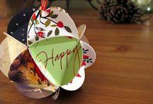 Christmas Ideas / by Dulcie Garrett