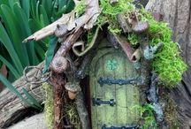 casitas de Jardín