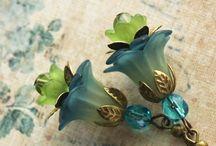 Flower jewellery love