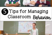 Teacher Behaviour Management