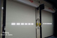 Metal Roll-Up Doors in Queens / If you have a need to select doors for you parking garage, warehouse, or loading dock, you'll be surprised at your many options. A great deal of technology and experience goes into designing and producing today's roll-up doors and security grilles.