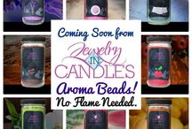 Jewelry in Candles / by Elizabeth Richards