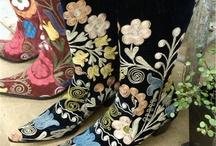 i love embroidery