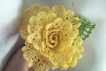 Crocheted garments etc. / All types of fibres