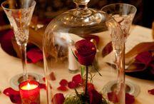 Beauty & the Beast Themed Wedding