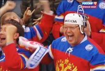 Чемпионату Мира по хоккею 2016 в России ПОСВЯЩАЕТСЯ!