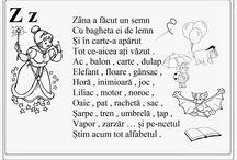 poezii cu litere