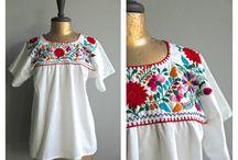 Handmade dress
