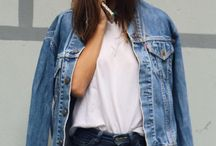 Great ways to style you t-shirt - T-inspiration / Street style inspiration - how to style you t-shirt!