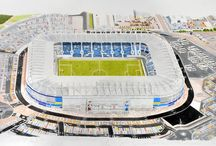 Brian Casey Stadia Art / Brilliant collection of Stadia Artwork from Sports Stadia Art's latest recruit! See his work and buy brilliant products @www.sportsstadiaart.com