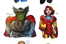 Marvelove