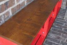 skid and create furniture