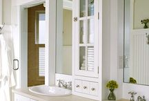 Bathrooms / by Betsy Boeckman