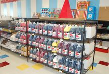 Concession Supplies / We carry a large selection of concession supplies.  We offer volume discounts and special discounts for Churches and Schools.