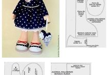 rag / dolls patterns